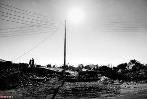 زلزله بم به روایت عکاس دانمارکی