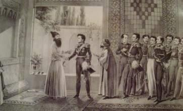 از ترکمن چای تا خانلقهای آران