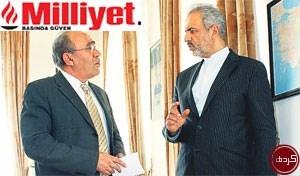 سفیر ایران در ترکیه: صلح ترکیه با «پ.ک.ک» در راستای منافع ایران است