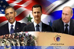 گسترش حوزه نفوذ روسها در خاورمیانه