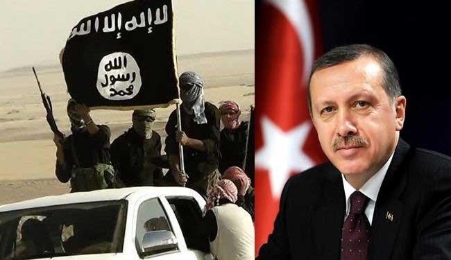 قصد داعش برای افتتاح کنسولگری در شهر استانبول ترکیه