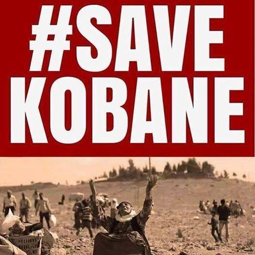 پاسخ خونین ترکیه به اعتراض کرد های حامی کوبانی و ضد داعش