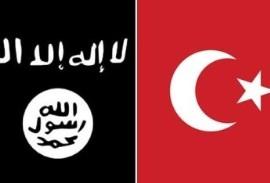 عملیات مشترک اردوی ترکیه و داعش علیه کردهای سوریه و عراق