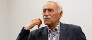 اعتراض مفتون امینی به برچیده شدن کتیبههای فارسی از مقبره نظامی