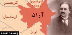 تاریخچه نام جمهوری آذربایجان
