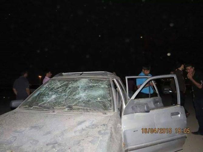 آشوب و تخریب اموال عمومی توسط یک گروه تجزیه طلب در خوزستان/ پس از بازی تیم های مسجد سلیمان و فولاد خوزستان