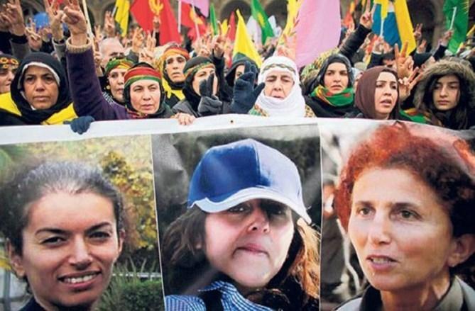 دولت فرانسه: سازمان اطلاعات ملی ترکیه عامل ترور سکینه جانسیز و 2 فعال زن کرد