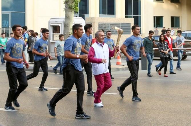 دیده بان حقوق بشر:برگزاری المپیک اروپایی در باکو موجب بدنام شدن ورزش است