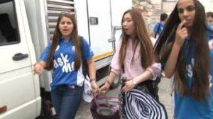 در تظاهرات حمایت از ایغورها: حمله به گردشگران کره ای برای انتقام از چین+فیلم