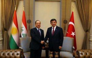 رسمیت ترکیه به پرچم خیالی اقلیم شمال عراق/ حمایت عملی ترکیه از سیاست تجزیه عراق؟