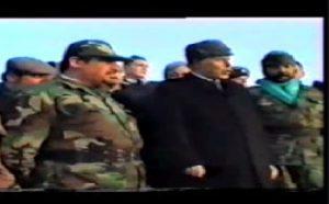 اسنادی از کمکهای مستشاری ایران به جمهوری آذربایجان در جنگ قراباغ، حیدرعلیاف در کنار «منصورحقیقتپور»+فیلم