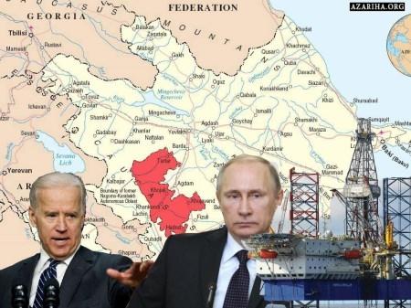 """""""طرح دهلیز جنوبی گاز"""" دلیل شعله ورشدن درگیری در قراباغ/ روسیه در پی سیادت گازی"""