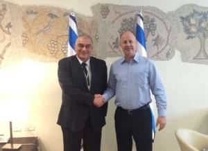 در سفر معاون وزیر خارجه باکو به اسرائیل مطرح شد: اسراییل و جمهوری باکو، ایران را دشمن ذاتی خود می دانند