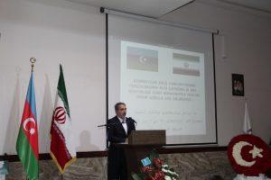 حضور معاون استاندار در مراسم نودو هشتمین سالگرد استقلال جمهوری باکو؟!