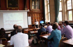 «ایران ساسانی» در کانون مباحث کنفرانس مرکز به اصطلاح « نظامی» در آکسفورد