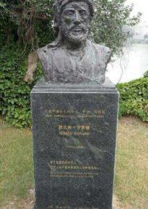 شاعر ایرانی نماد دوستی چین و جمهوری باکو!