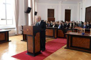موافقت دادگاه قانون اساسی باکو با افزایش اختیارات رئیس جمهور