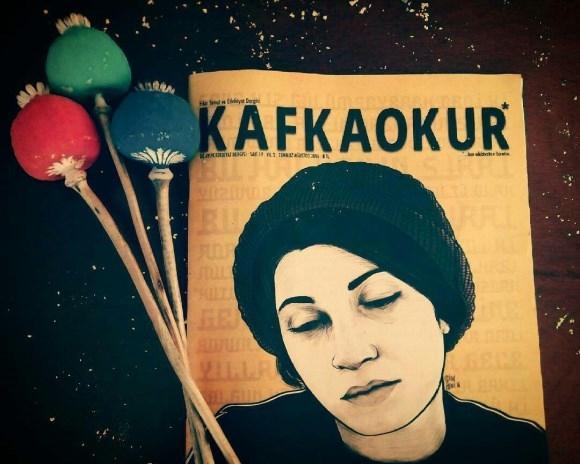 """پرونده ویژه برای """"فروغ فرخزاد"""" در یک نشریه ادبی ترکیه"""