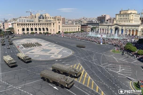 فروش موشک های اسکندر به ارمنستان و موازنه نظامی