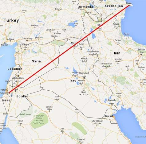 باکو بهترین دوست اسرائیل در جهان اسلام؟!
