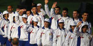 اقدام پرسش برانگیز در المپیک ارامنه و نقض بی طرفی ایران