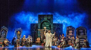 رژیم باکو نمایش «مردگان» را همزمان با ایام محرم به روی صحنه برد