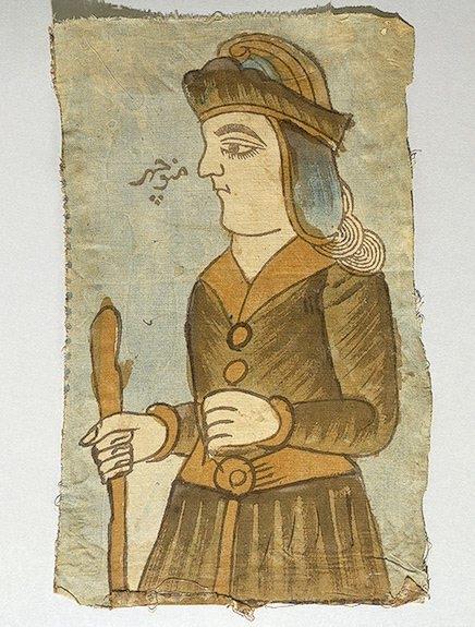 پرتره ای از منوچهر،پادشاه اساطیری