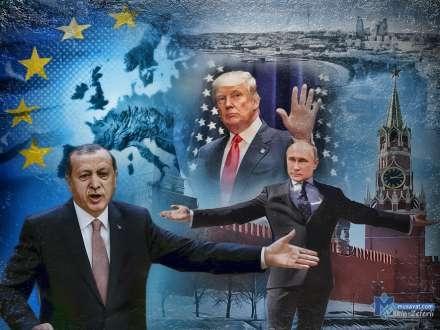 اتحاد سیاسی ترکیه و روسیه، فرصتی برای باکو
