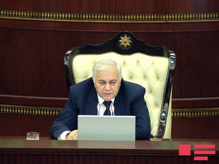 گستاخی نمایندگان مجلس رژیم باکو علیه ملت ایران