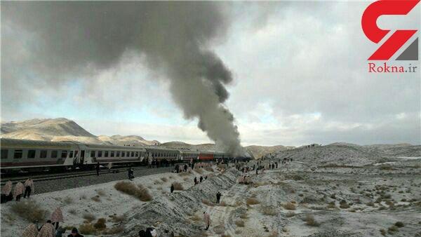 ضعف مدیریتی عامل اصلی برخورد قطارها بود