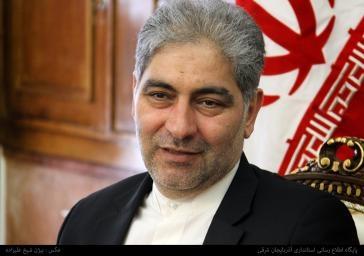 جبارزاده: اخذ مالیات بیشتر در آذربایجان شرقی صحت ندارد