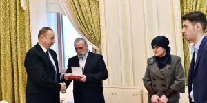 علی اف: درگیری در قراباغ جزء امور داخلی جمهوری باکو است