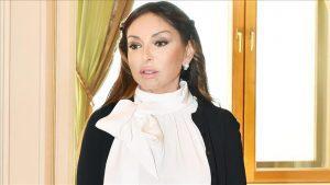 همسر الهام علی اف، معاون اول رییس جمهوری باکو تعیین شد