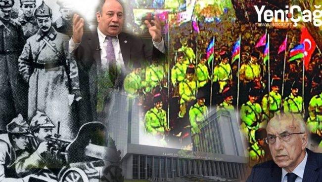 افسانه پردازی ینی چاغ در خصوص جنبش جدید ضد ترکیه در جمهوری باکو
