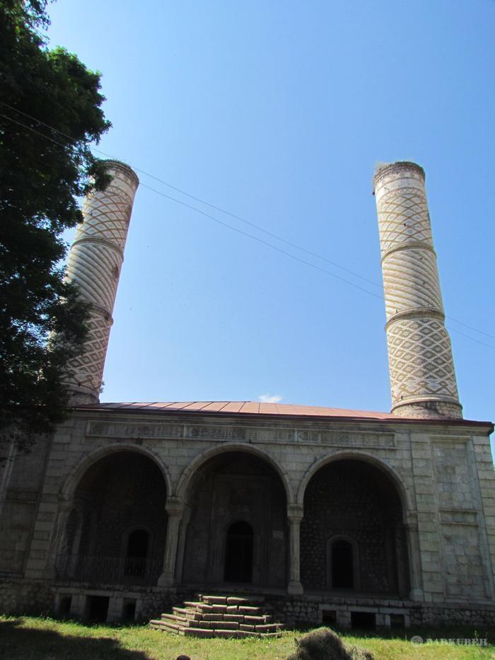 پاسخ مقام رسمی جمهوری قراباغ به اعتراض باکو در خصوص بازسازی مسجد شوشی
