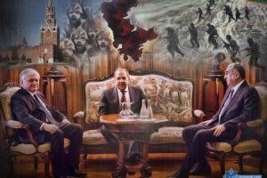 بی نتیجه ماندن مذاکرات سه جانبه مسکو برای قراباغ
