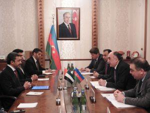 باکو و ابوظبی یادداشت تفاهم حمایت از تمامیت ارضی امضاء کردند