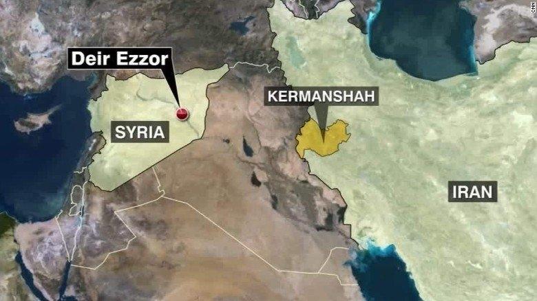 کشتهشدن فرمانده ارشد داعش در حمله به دیرالزور