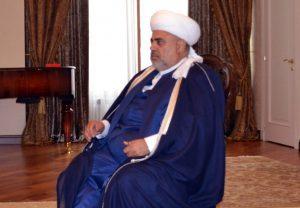 الله شکورپاشازاده: مناقشه قراباغ ماهیت دینی ندارد و اجازه مذهبیشدن آن را نمیدهیم