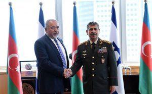 چرا باکو وزیر دفاع خود را به تلآویو فرستاد؟