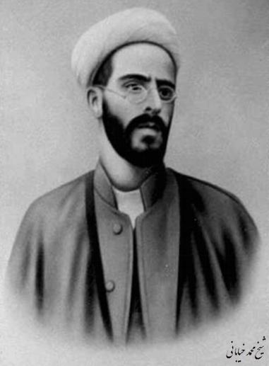 شیخ محمد خیابانی:مردی که توسط قوای عثمانی دستگیر و تبعید شد