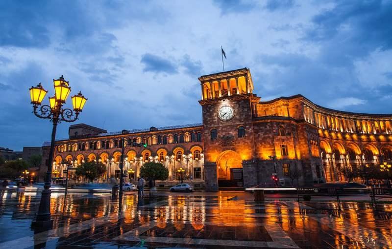 صادرات ارمنستان به ایران رشد کرد