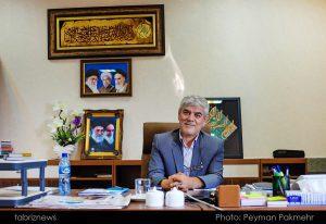 تلاش های دولت برای کاهش آلودگی هوای تبریز از زبان معاون سیاسی امنیتی استاندار