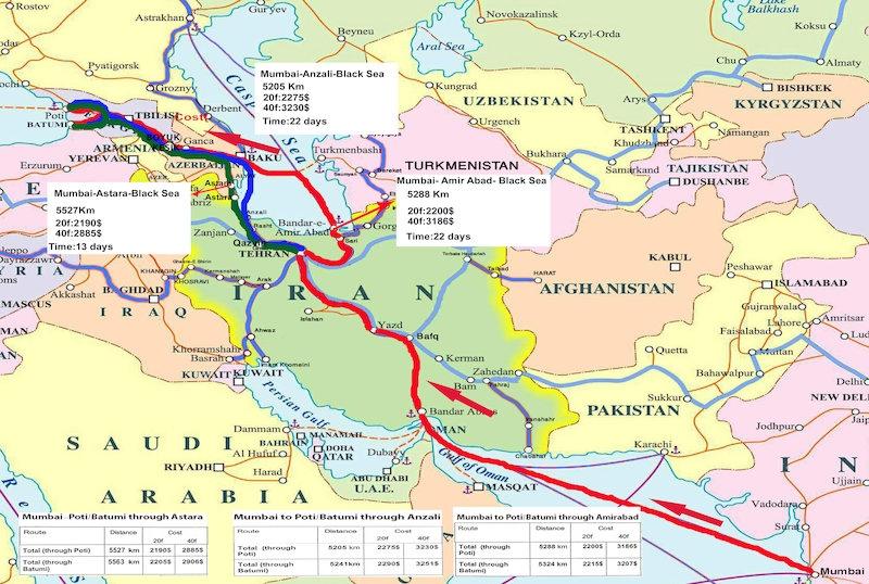 توضیحاتی پیرامون شایعه استقراض ایران از جمهوری آذربایجان