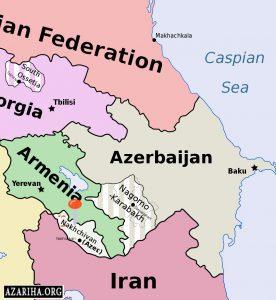 درگیری مسلحانه در مرز ایران و جمهوری باکو