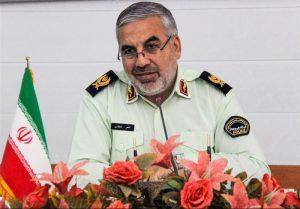 """فرمانده انتظامی آ.غ: """"پانترکیسم"""" و """"پانکردیسم"""" به دنبال ایجاد تنش در بین مردم"""