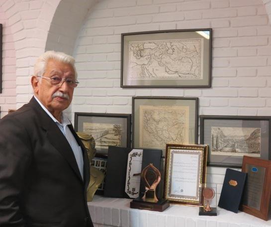درگذشت مهندس تقی توکلی، صنعتگر بزرگ تبریزی