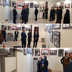 رسوایی بزرگ در نمایشگاه عکس سفارت باکو برای خوجالی