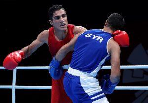 پیشنهاد رشوه به تیم ملی بوکس ایران در المپیک کشورهای اسلامی-باکو