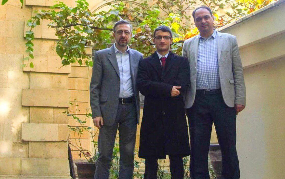 بازدید روزنامهنگاران ارمنی از جمهوری باکو: تبادل هیات های رسانه ای بین آرتساخ و باکو